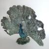 Pauw, brons opl.12, 26 x 36 x 12 cm