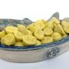 Loaded with lemons, keramiek, 4 x 13 x 9 cm