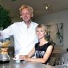 In 2012 was werk te zien van Danielle van Broekhoven in Culinaire Verwennerij Bij Jef (publiciteitsfoto bij gelegenheid van Slow Coffee - links chefkok Jef Schuur, rechts patronne-sommelier Nadine Mögling)