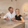 In 2011 was werk te zien van Ineke van Harten in Culinaire Verwennerij Bij Jef (publiciteitsfoto bij gelegenheid van heropening mei 2011 - links chefkok Jef Schuur, rechts patronne-sommelier Nadine Mögling)