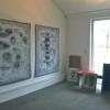 26 februari 2013: Remmelt op atelierbezoek bij Ad Groot