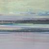 Buitenruimte 5-4 (2007) acryl op doek, 70 x 100 cm