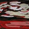 Nederland 13 (2014) linodruk (oplage 5) 20 x 30 cm