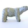 Kleine ijsbeer staand (2017) brons 3/12, 7 x 12 x 5 cm