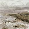 De Schorren (2021) olieverf op paneel, 17,5 x 17,5 cm
