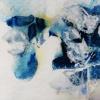 The Meadow 4, inkt op papier, 5,5 x 8 cm (lijst 12 x 17 cm). 95 euro