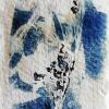The Meadow 8, inkt op papier, 8 x 5,5 cm (lijst 17 x 12 cm). 95 euro