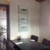 Vijfde HARINGnegendaagse in visrestaurant 't PAKHUUS in Oudeschild. Hier werk van Remco Mooijekind.