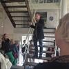 Sam Drukker introduceert Verbaasd Verdwaald - een uitwisseling van motieven door Margot de Jager en Sandra Kruisbrink.