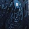 Mossel (2013) linodruk (oplage 9) 20 x 15 cm
