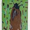 Vlinder (2021) linodruk (oplage 4) 20 x 15 cm