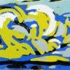 Nederland 15 (2014) linodruk (oplage 4) 20 x 30 cm