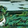 Nederland 5 (2013) linodruk (oplage 5) 15 x 20 cm/20 x 30 cm
