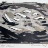Duin (2013) linodruk AP, 15 x 20 cm