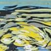 Duin (2013) linodruk (oplage 5) 30 x 40 cm