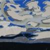 Nederland 8 (2013) linodruk (oplage 5) 20 x 30 cm