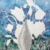 Ode aan Ambrosius Bosschaert 2014 inkt en potlood op papier 41 x 31 cm